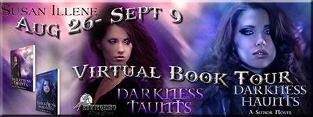 Darkness Haunts and Taunts Banner 450 x 169