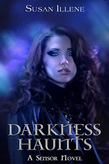 Darkness Haunts cover