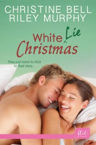 Cover_White Lie Christmas - Christine Bell & Riley Murphy