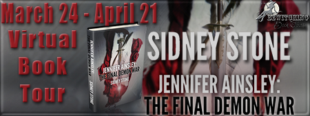 Jennifer Ainsley-The Final Demon War Banner 450 x 169