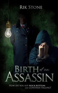 Birth of an Assassin Front Cover