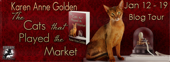 The Cat that Played the Market Banner 851 x 315