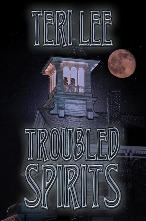TroubledSpirits  cover - Copy